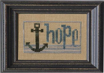 Daily Reminder: Hope - Cross Stitch Pattern