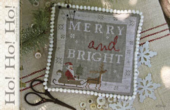 Ho Ho Ho - Cross Stitch Pattern