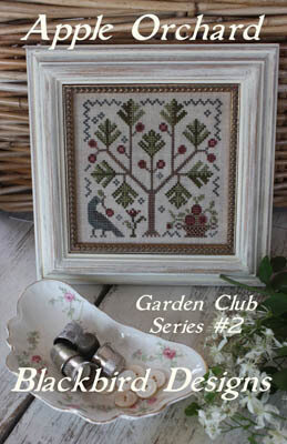 Apple Orchard - Garden Club Series 2