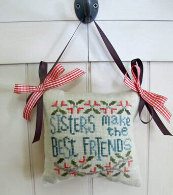 For My Sister - Cross Stitch Pattern