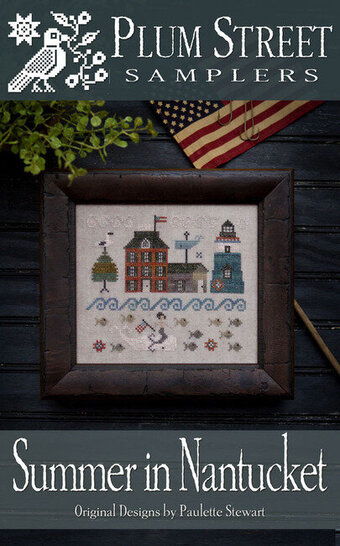 Summer in Nantucket - Cross Stitch Pattern