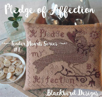 Pledge of Affection (Tender Heart Series #1)