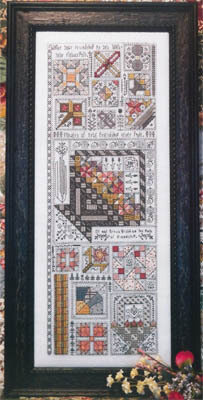 Friendship Quilt - Cross Stitch Pattern