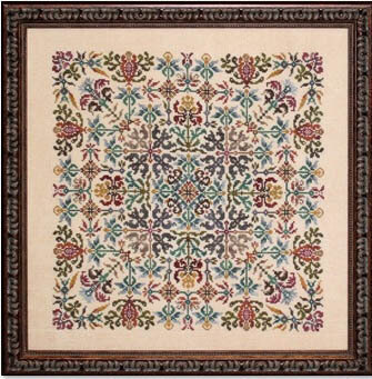 Tapestry - Cross Stitch Pattern
