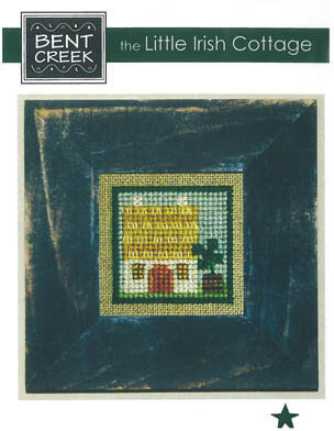 Little Irish Cottage - Cross Stitch Pattern