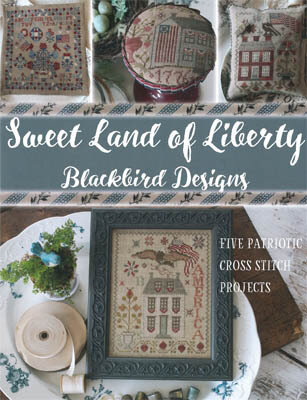 Sweet Land of Liberty - Cross Stitch Pattern