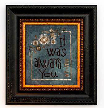 Always You - Wee One - Cross Stitch Pattern