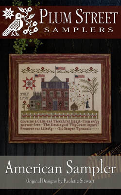 American Sampler - Cross Stitch Pattern