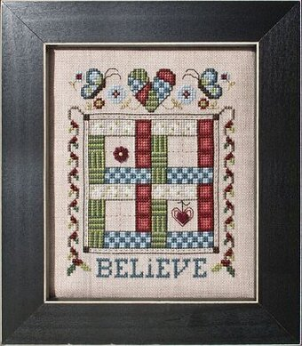 Quilted With Love 3 - Believe