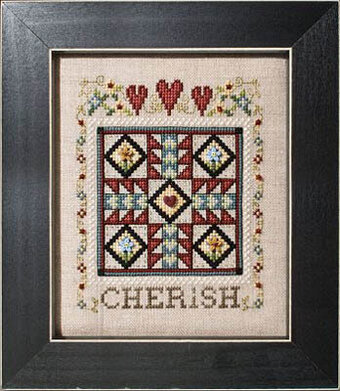 Quilted With Love 4 - Cherish