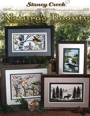 Nature's Beauty - Cross Stitch Pattern