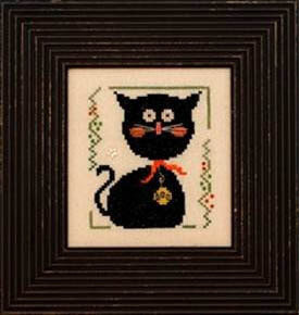 Magic (with charm) - Cross Stitch Pattern