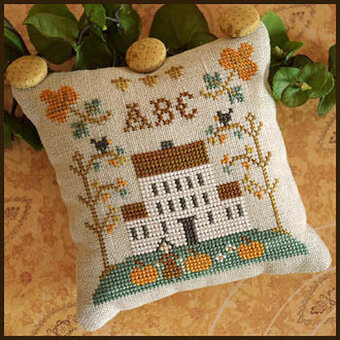 ABC Samplers No 1 - ABC - Cross Stitch Pattern