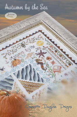 Autumn by the Sea - Seasonal Set 3 - Cross Stitch Pattern