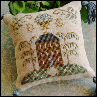 ABC Samplers No 2 - DE - Cross Stitch Pattern