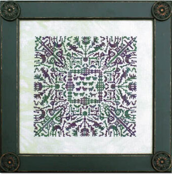 Reflections Of Scotland - Cross Stitch Pattern