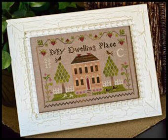 Dwelling Place Sampler - Cross Stitch Pattern