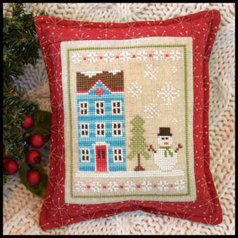 Snow Place I - Cross Stitch Pattern