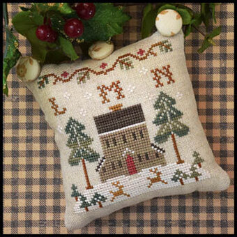ABC Samplers No 5 - LMN - Cross Stitch Pattern