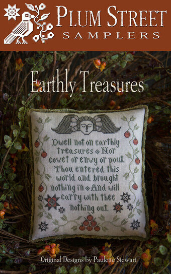 Earthly Treasures - Cross Stitch Pattern