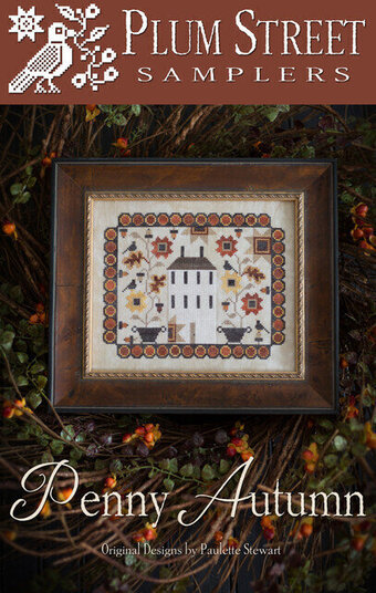 Penny Autumn - Cross Stitch Pattern