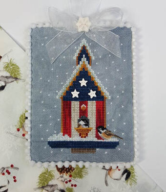 Home for the Winter - Cross Stitch Pattern
