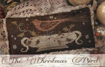 Christmas Bird, The - Cross Stitch Pattern