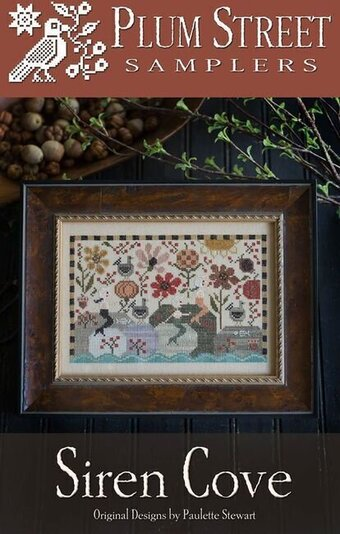 Siren Cove - Cross Stitch Pattern