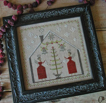 O Tannenbaum - Cross Stitch Pattern