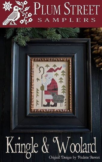 Kringle & Woolard - Cross Stitch Pattern
