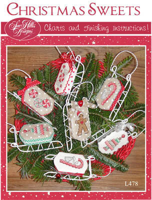 Christmas Sweets - Cross Stitch Pattern