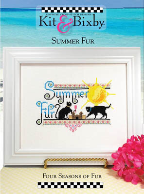 Summer Fur - Cross Stitch Pattern