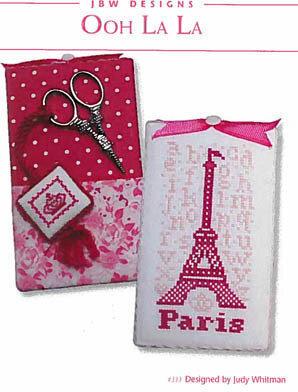 Ooh La La - Cross Stitch Pattern