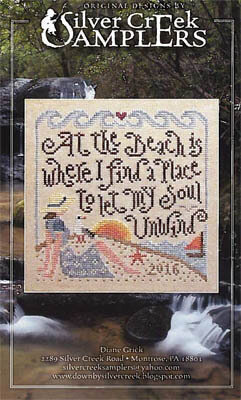 Taking It E-Sea - Cross Stitch Pattern