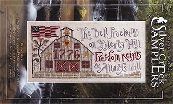 Freedom Reigns - Cross Stitch Pattern