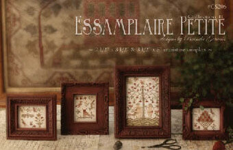 Essamplaire Petite Collection Part II - Cross Stitch Pattern