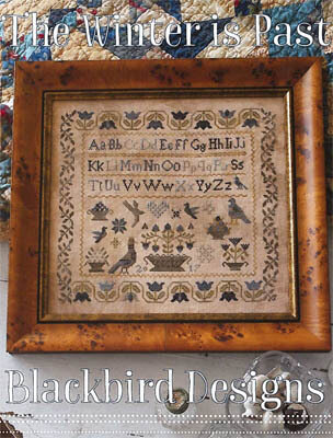 Winter is Past - Cross Stitch Pattern