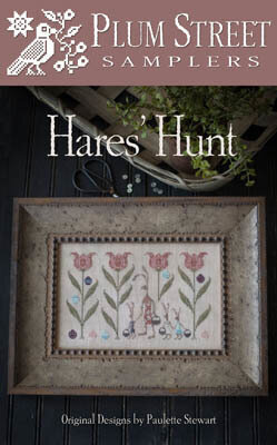 Hare's Hunt - Cross Stitch Pattern