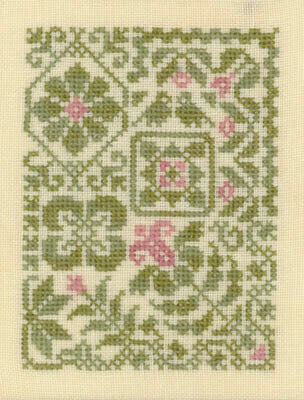 Springtime - Cross Stitch Pattern