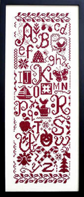 Season Sampler - Cross Stitch Pattern
