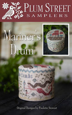 Mariner's Drum - Cross Stitch Pattern