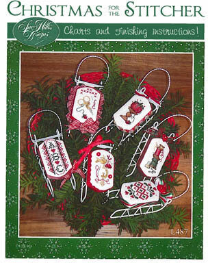 Christmas for the Stitcher - Cross Stitch Pattern