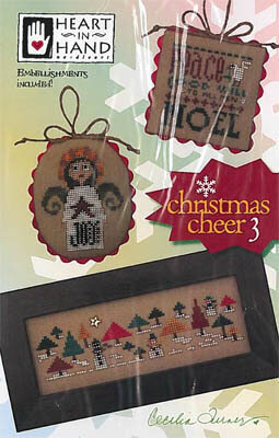 Christmas Cheer 3 - Cross Stitch Pattern