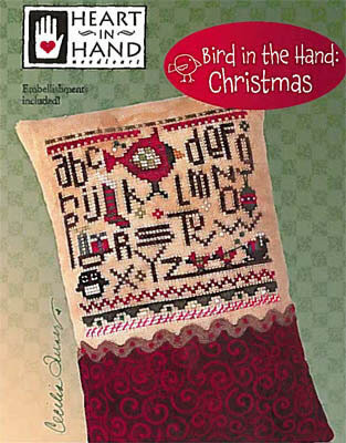 Bird in Hand - Christmas - Cross Stitch Pattern