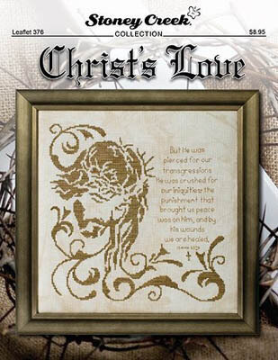 Christ's Love - Cross Stitch Pattern