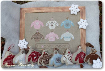 Hot Winter - Cross Stitch Pattern