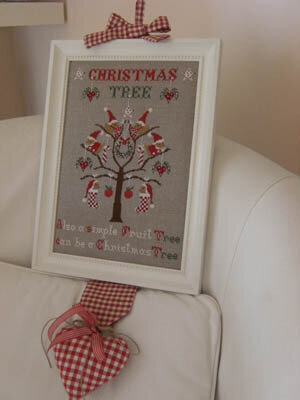 Christmas Tree - Cross Stitch Pattern