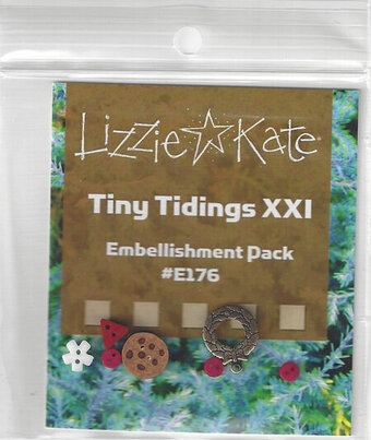 Tiny Tidings XXI - Embellishment Pack