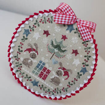 Espirit Noel  - Christmas Spirit - Cross Stitch Pattern