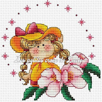 Mini Hello Spring - Cross Stitch Pattern
